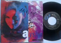 "Aysha / Come On Come On 7"" Single Vinyl 1990"