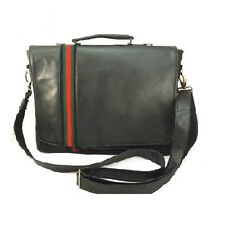 Shoulder Bag Man Postman Genuine Leather Door IPAD, Mod. : Goliv Online Hand