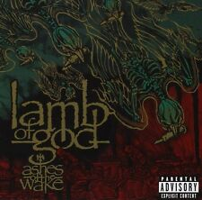 Lamb Of God Ashes Of The Wake CD NEW SEALED 2004 Metal
