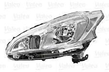 Halogen Headlight with LED DRL Left Fits PEUGEOT 208 GT XY Hatchback 2013-