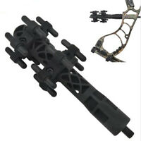 Compound Bow Stabilizer Rubber Balance Bar Bow Shock Absorber Hunting Accessory