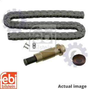 TIMING CHAIN KIT FOR MERCEDES BENZ CLC CLASS CL203 M 271 911 FEBI BILSTEIN 75850