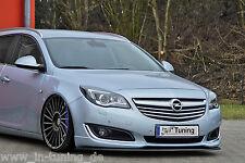 Spoilerschwert Frontspoilerlippe aus ABS Opel Insignia Facelift mit OPC Line ABE