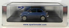 Modellini statici auto in resina per Fiat