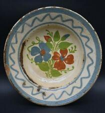 18th Century Dutch ceramic glazed bowl