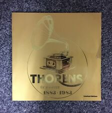 VERY RARE THORENS THE REFERENCE 1883-1983 LIMITED EDITION STEREO LP