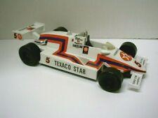 Tom Sneva Formula 1 Texaco Star # 5 Race Car With Pull Back Roll Action 1982