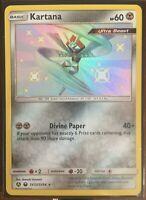 Pokemon Card   KARTANA   Holo Rare  SV33/SV94   HIDDEN FATES  **MINT**