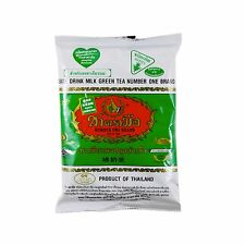 Original Thailand Thai Milk Green Tea Mix Number One Brand 190 g