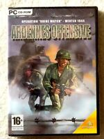 49987 - Ardennes Offensive [NEW / SEALED] - PC (2006) Windows XP