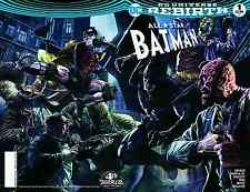 ALL STAR BATMAN 1 4th WORLD LEE BERMEJO COLOR WRAPAROUND VARIANT NM