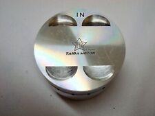 TAIDA HIGH PERFORMANCE (4V) CAST PISTON & RINGS SET FOR 63mm (4 VALVE)