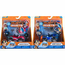 Rusty Rivets Vehicle Build Pack, CHOICE OF VEHICLE, ONE SUPPLIED, NEW