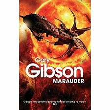 """VERY GOOD"" Gibson, Gary, Marauder (Shoal), Book"