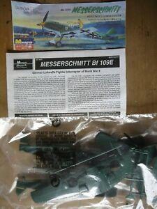 MESSERSCHMITT Bf109E  1/48 MONOGRAM CLASSICS