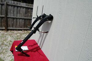 "Saris AXIS STEEL #832  2 Bike  1"" Hitch Bike Rack  Black"