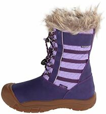 New KEEN 'Wapato' Big Kids Snow Boots, Youth 6, Women 7, 38