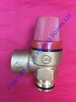 Sime Friendly Format 80 & 80E Boiler 3 Bar Pressure Relief Valve 6040201