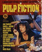 Quentin Tarantino Pulp Fiction Signed Autographed 8x10 Photo COA