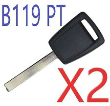 X2 GM B119 2010-2017 8 or 10-Cut Transponder Chip Key Top Quality USA Seller