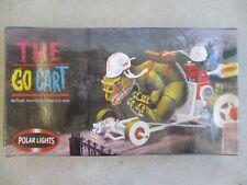 SEALED MIB VINTAGE 1999 THE GO CART POLAR LIGHTS MODEL KIT #5029