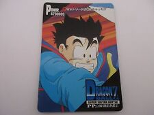 Carte DRAGON BALL Z DBZ PP Card Series Part 27 N°1185 - AMADA 1995 Jap