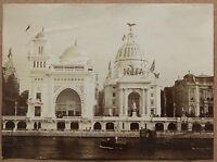 Pavillon Turchia Stati Uniti Esposizione Universale da Parigi 1900 Vintage