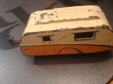 DINKY TOYS VINTAGE Caravane 190 MADE IN ENGLAND MECCANO
