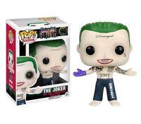 Suicide Squad Joker Shirtless Pop! Vinyl Figure