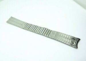 Vintage Hybrid Expandable stainless steel watch Bracelet 17.5mm