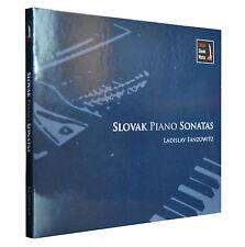 Slovak Piano Sonatas - Ladislav Fanzowitz / piano solo