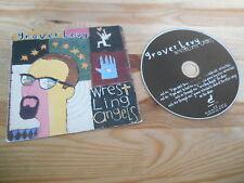 CD Pop Grover Levy - Wrestling Angels (21 Song/Audio) Promo MYRRH REC cb