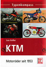 Book Book of Types KTM Motorcycles Since 1953 Leo Keller