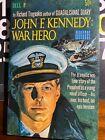 John F. Kennedy War Hero R.Tregaskis  3rd DELL Print.1964  Paperback JFK WWII101