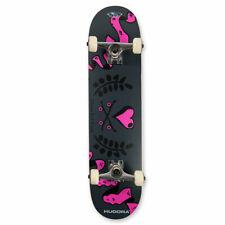 Hudora 2125375 - Skateboard Love, ABEC 5