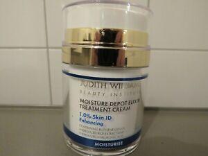 Judith Williams Peptide Moisture Depot Elixir Tretament Cream 100 ml