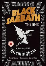 Black Sabbath: The End [DVD] [NTSC][Region 2]