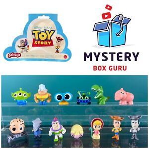 Disney Pixar Toy Story Andy's Toy Chest Minis: Complete Set of 13.