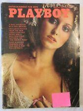 Playboy magazine February 1975 Laura Misch Linda Lovelace with Centerfold!
