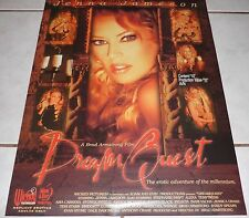 JENNA JAMESON Rare Wicked Pictures DREAM QUEST Poster!