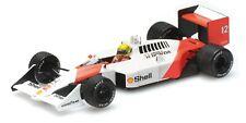 Minichamps F1 McLaren Honda MP4-4 Ayrton Senna 1/43 Winner British GP 1988