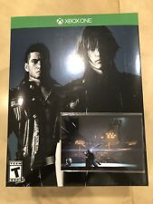 Final Fantasy XV UCE Ultimate Collector's Edition Xbox One Post Card Set
