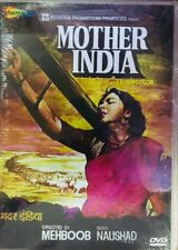 MOTHER INDIA - NARGIS, SUNIL DUTT - BOLLYWOOD MOVIE DVD / REGION FREE/ SUBTITLES