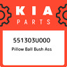 551303U000 Kia Pillow ball bush ass 551303U000, New Genuine OEM Part