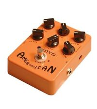 Joyo JF14 Guitar Effects Pedal - American Sound Amp Simulator -
