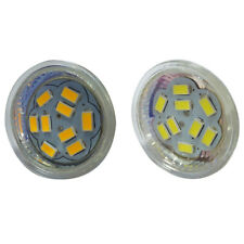 4W GU4(MR11) LED Spotlight MR11 9 SMD 5730 430 lm DC 12V, White M1P4
