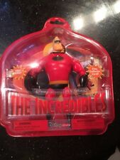 Disney Pixar Mr. Incredible Figure Toy The Incredibles by Disney New
