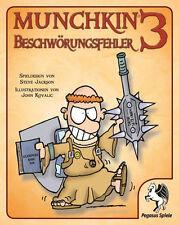 Munchkin 3 Beschwörungsfehler - Pegasus