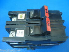 """60A Federal Pacific FPE 2 Pole 2"""" Wide Type """"NA""""  60 Amp Breaker GUARANTEED!"""