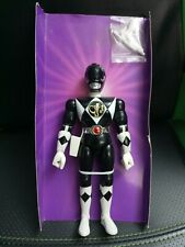 Power Rangers Black Ranger Figure 1993